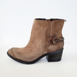 Donald J. Pliner Western Couture Booties